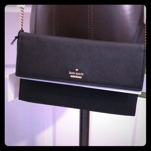 New Authentic Kate Spade clutch/crossbody bag